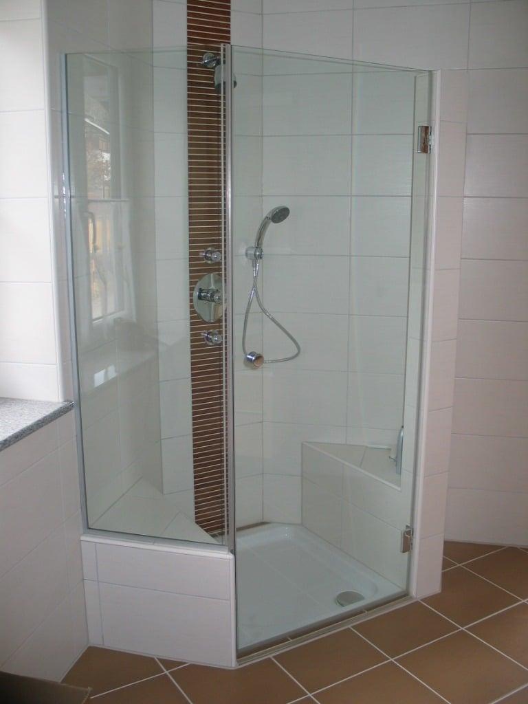 Duschkabine